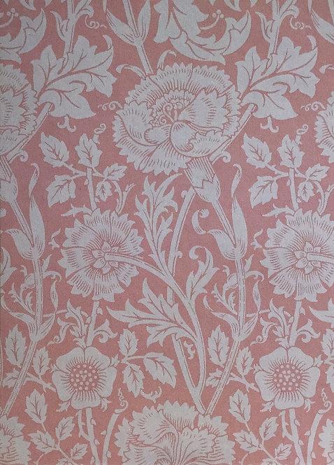 William Morris, Pink and Rose