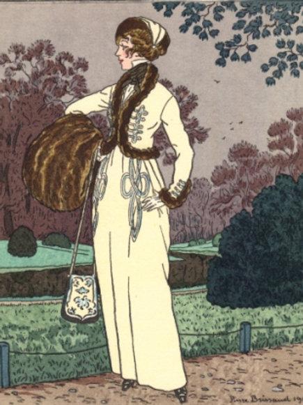 Gazette du Bon Ton 1914  No 2
