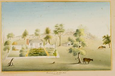 William Taylor Smith Tibbits, Residence