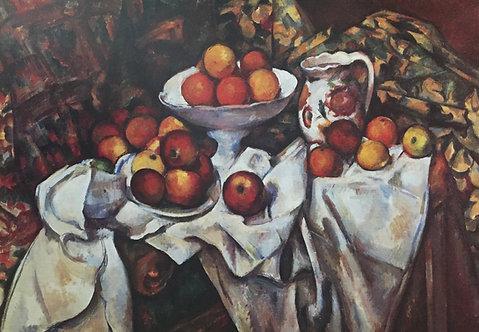 Paul Cezanne, Pommes et Oranges