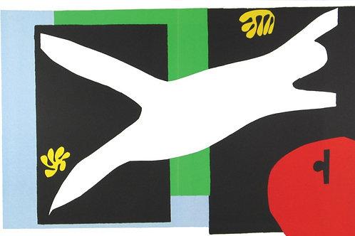 Matisse -  La Nageur dans I'aqua
