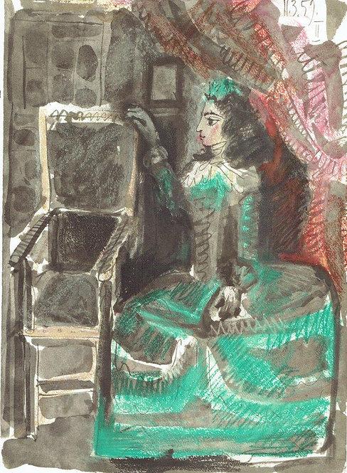 Pablo Picasso, Toros Y Toreros 23