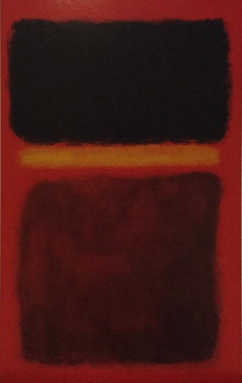 Mark Rothko, Untitled, 1956