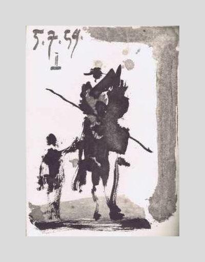 Pablo Picasso, Toros Y Toreros 10