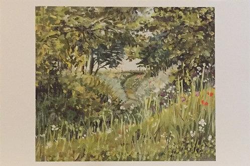 Polly Boyd, Ramsholt near Church