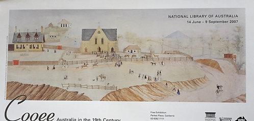 Cooee, Australia in the 19th Century