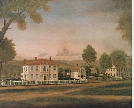 Ralph Earl, Houses and Shop of Elijah Boardman