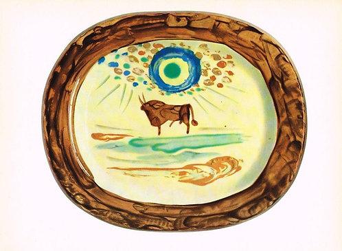 Pablo Picasso  Ceramics Print - 10
