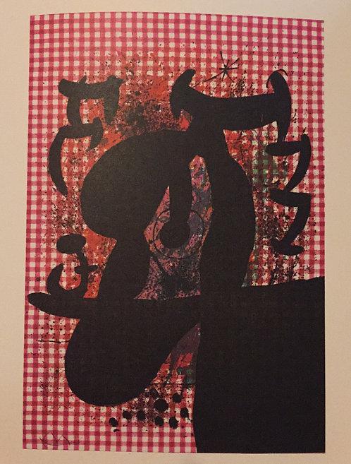 Joan Miro, The Prisoner