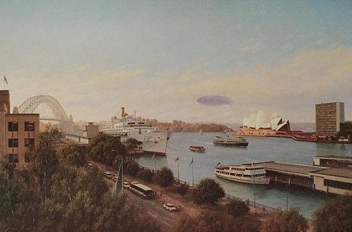 Joseph Frost, Sydney Harbour