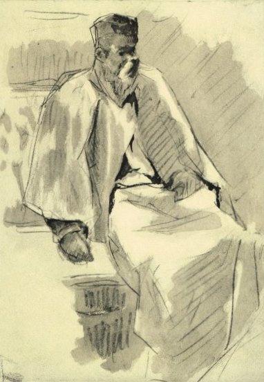 Jacques Villon, Voyageur du chemin de fer de ceinture