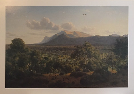 Eugene von Guerard, Mount William from Mount Dryden, Victoria