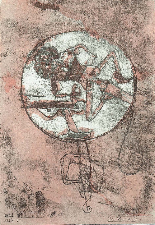 Paul Klee - The One in Love