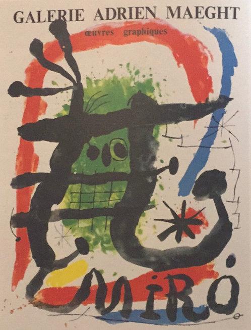 Joan Miro, Poster II