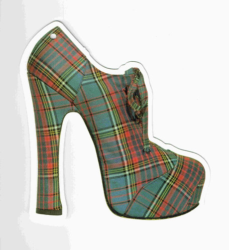 Vivienne Westwood, High Platform Gillie Shoes