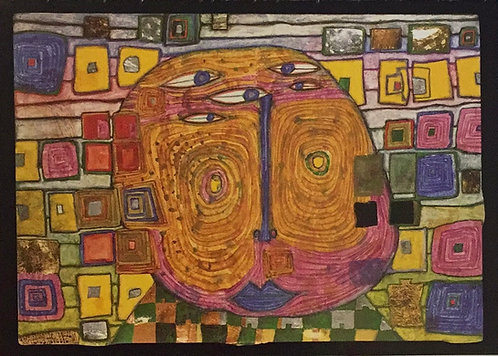 Hundertwasser, Mister Humus Aerobic