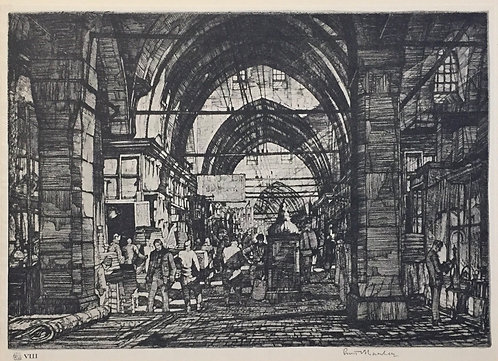 LC Rosenberg, Great Bazaar, Constantino