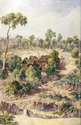 Elizabeth Parson, Chinaman's Hut. Dayles