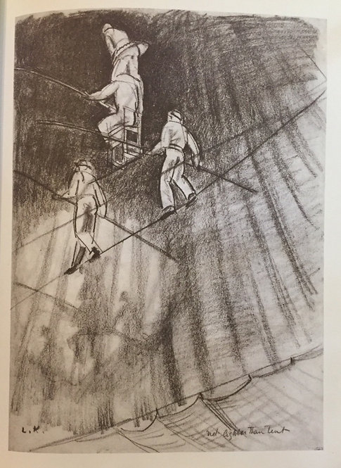 Laura Knight, Tight Rope Walkers
