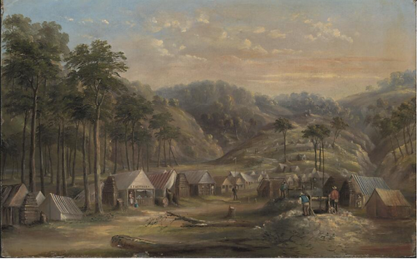 Elizabeth Shepherd, Simmons Reef, Mount