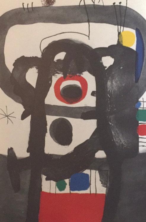 Joan Miro, Mad