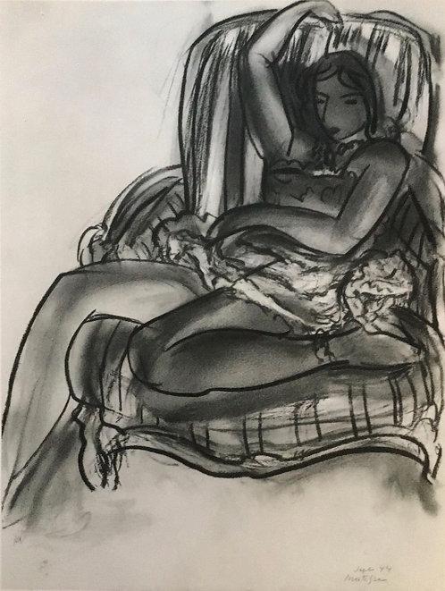 Matisse - Monochrome Heliogravure Plates 165/166