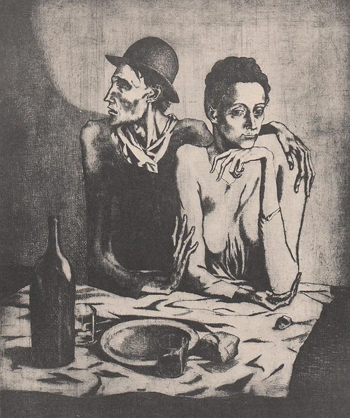 Pablo Picasso  Reproduction