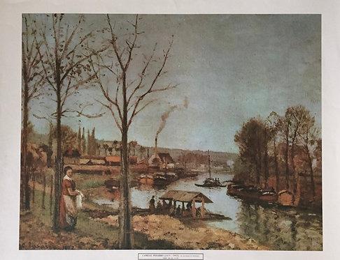 Camille Pissarro, Paris, Jeu De Paume