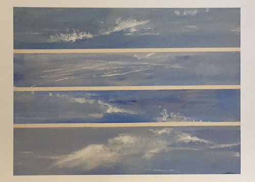 Fred Williams, Cloud Study