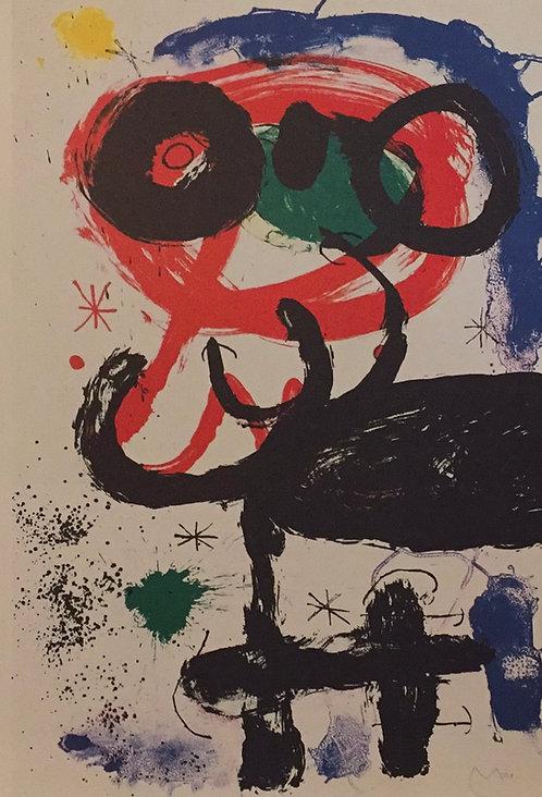 Joan Miro, The Grape Picker