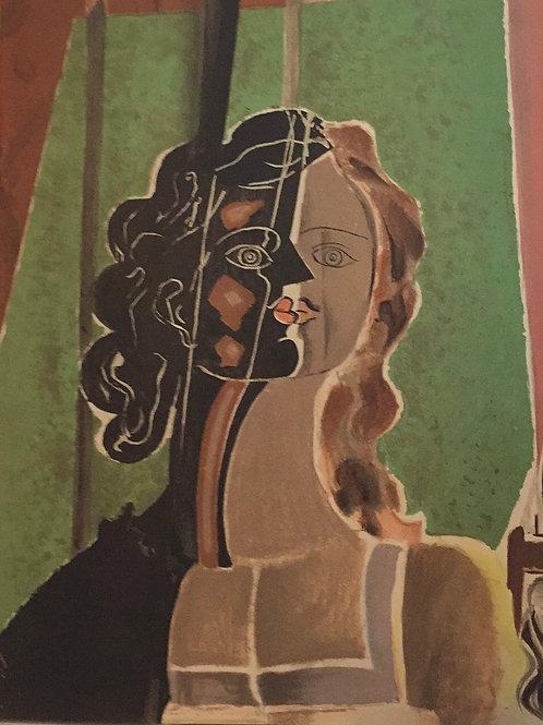Georges Braque, Figure