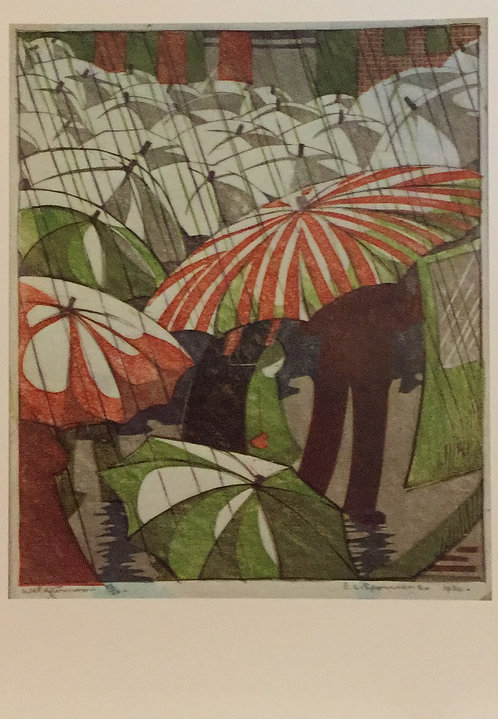 Ethel Spowers, Wet Afternoon