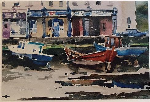 Ray Barnett, Low Tide, Monkstown, Co. Cork