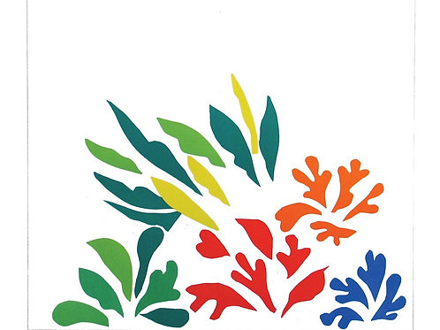 Matisse -  Lithograph - Acanthes
