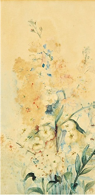 Emma Minnie Boyd, Pink Blossoms.PNG