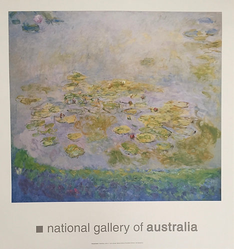 Claude Monet, Waterlillies