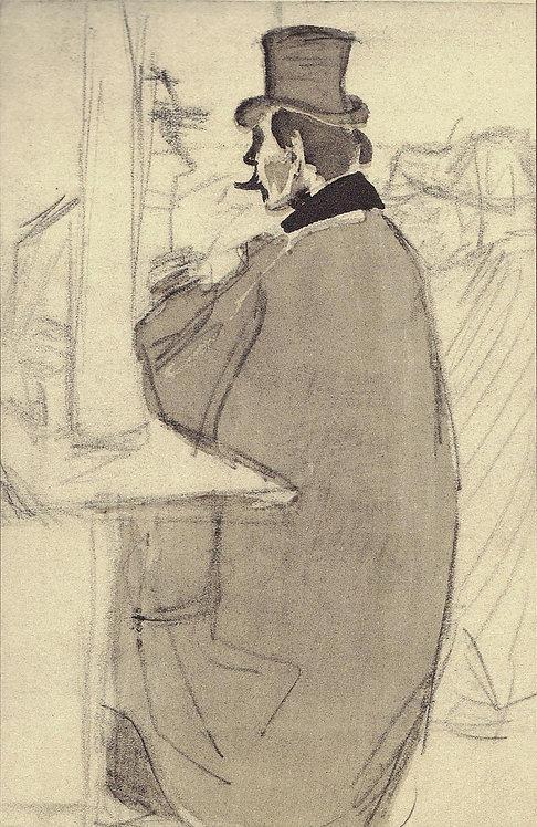 Jacques Villon, Au Concert Rouge