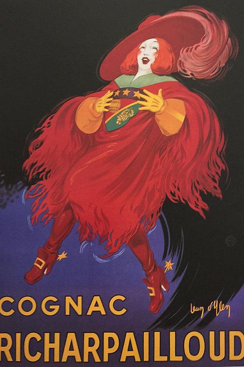 French Liqueur poster - Cognac