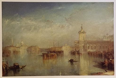 J. M. W. Turner, The Dogana, San Giorgio