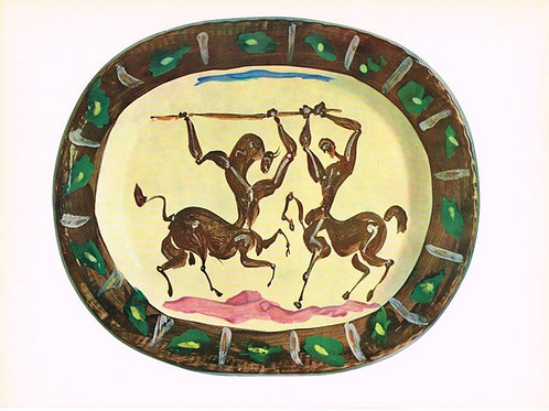 Pablo Picasso  Ceramics Print - 13