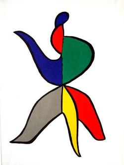 Alexander Calder $100