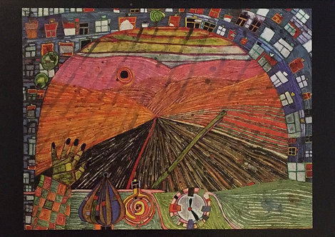Hundertwasser, The Path from you back to me