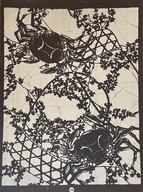 Pochoirs Japonais - Plate 28