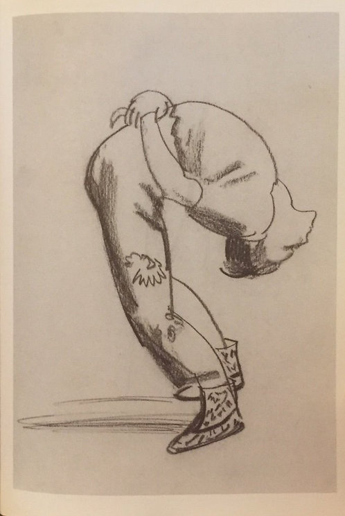 Laura Knight, Acrobat V