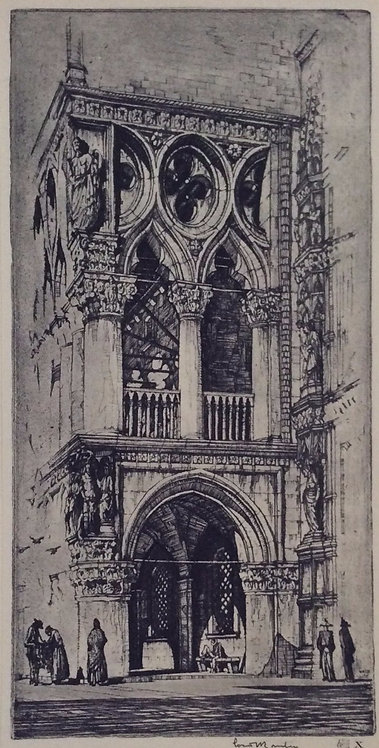 LC Rosenberg, Loggia of the Doge's Palace