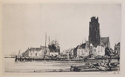 Malcolm Osborne, Dordrecht