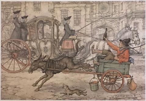 Anton Pieck, Print 4