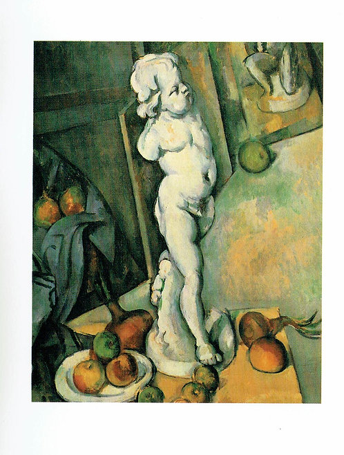 Marc Chagall, Still Life with Putto