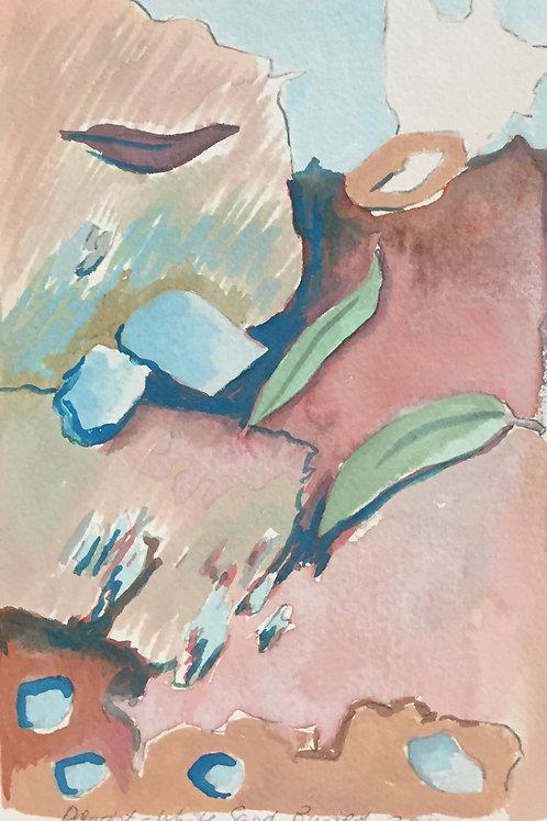 Sue Irvin -  Watercolour