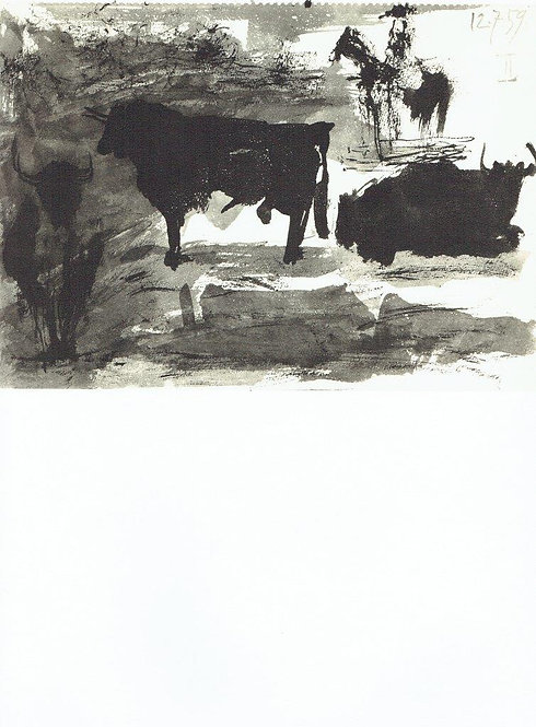 Pablo Picasso, Toros Y Toreros 2